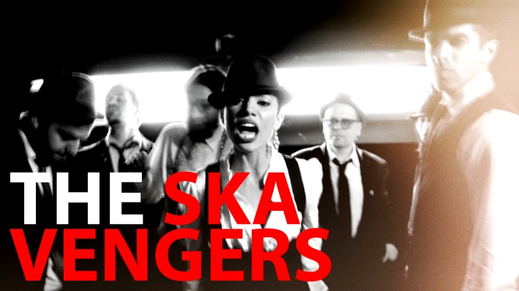 THE-SKA-VENGERS-POSTER1